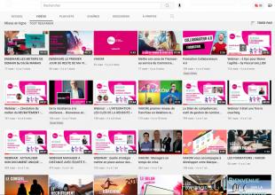Vidéo formation RH sur la chaine YouTube Vakom le Sens de l'Humain