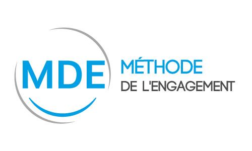 Logo Méthode de l'engagement MDE